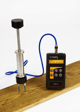 MRH III Moisture and Humidity Measurement Meter - slideshow 2