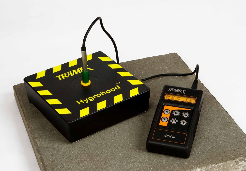 MRH III Moisture and Humidity Measurement Meter - slideshow 3